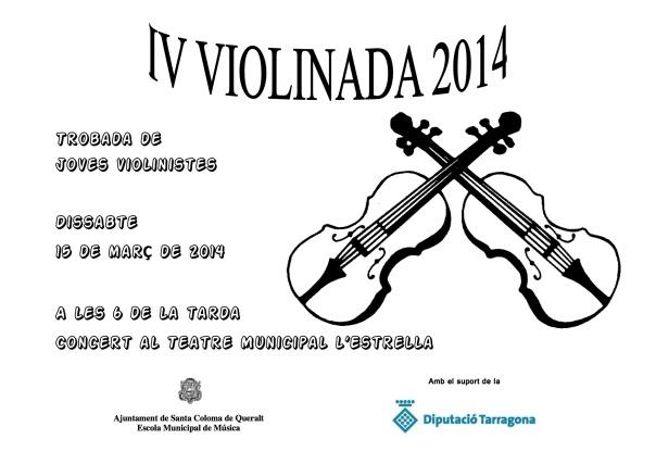 programa violinada 2014-1