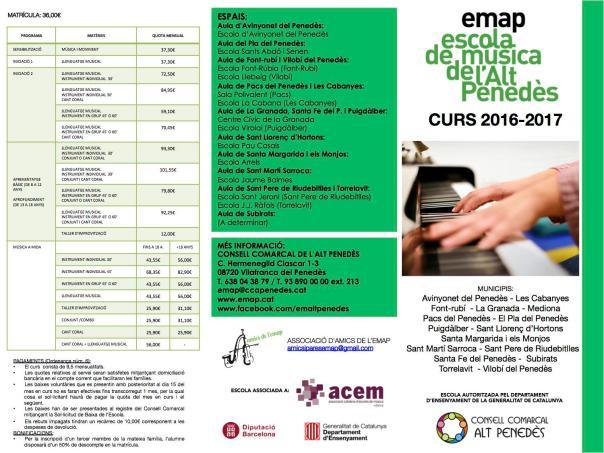 TRIPTIC EMAP 16-17